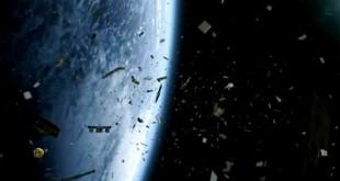 Quanto lixo espacial há ao redor da Terra?