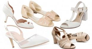 Noiva grávida precisa de sapato confortável.