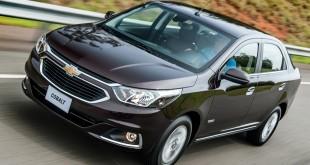 Chevrolet Cobalt reestilizado custará a partir de R$ 52.690